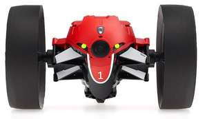 Drone  Parrot Jumping Race Max