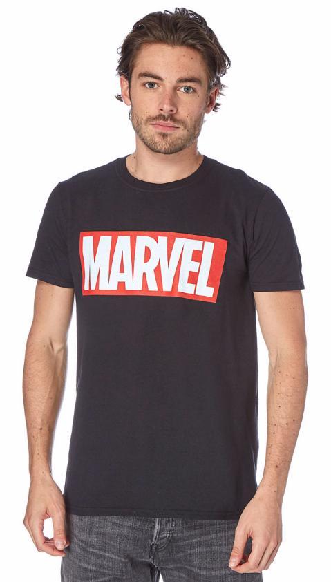 Sélection de T-Shirts et Sweat Marvel et DC Comics en promotion - Ex : T-Shirt Marvel pour Homme