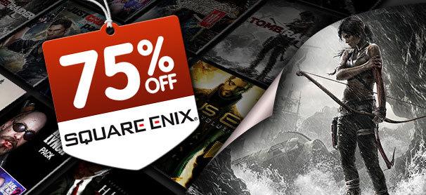 Sélection de Jeux PC Square Enix