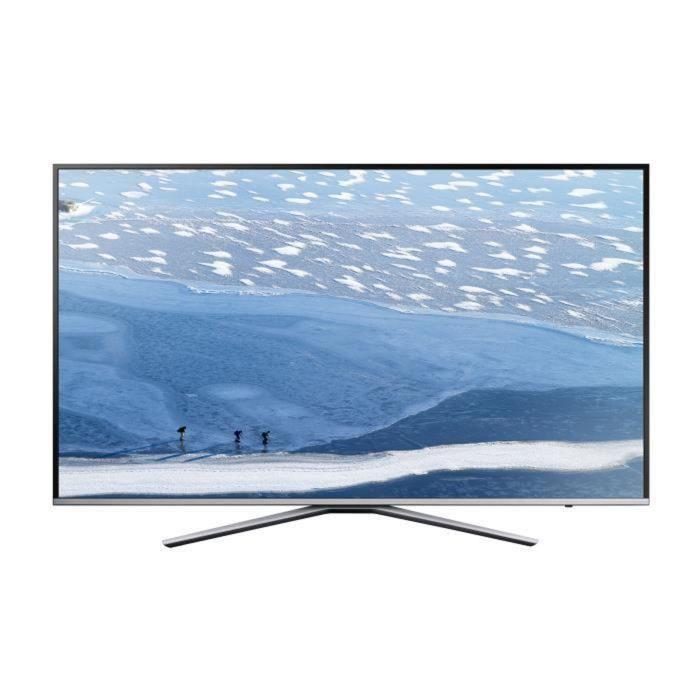 "[Cdiscount à volonté] TV 49"" Samsung UE49JU6450UXZF - LED, UHD 4K', Smart TV, 1500 PQI"