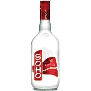 Sélection de produits en promotions - Ex: Bouteille de Liqueur Soho 70cl (via 5.31 € sur la carte)