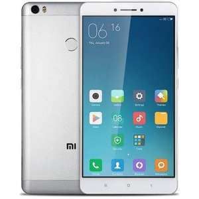 "Smartphone 6.44"" Xiaomi Mi Max Silver - Full HD, Snapdragon 650, RAM 3 Go, ROM 32 Go"