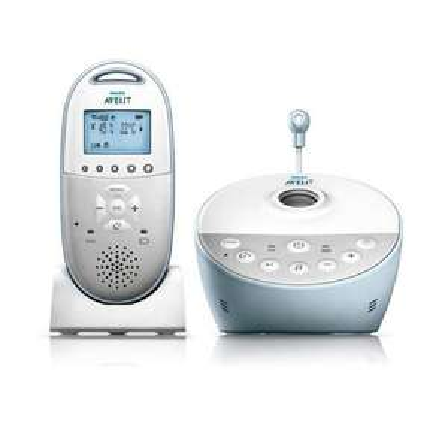 Ecoute-Bébé Philips Avent - Dect Rechargeable SCD580/00