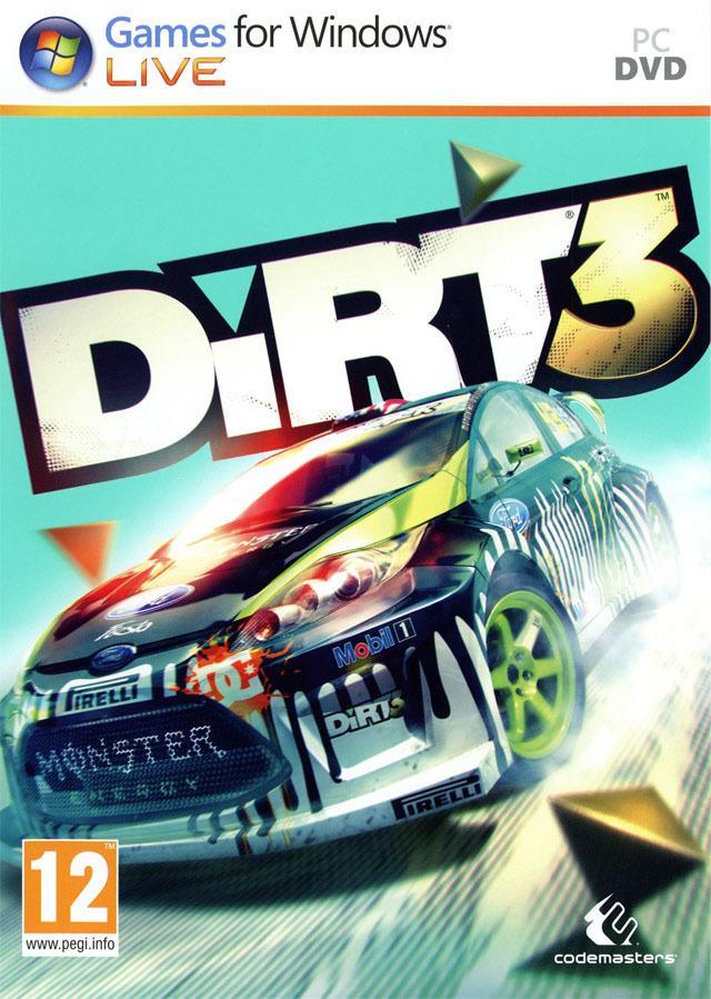 DiRT 3 - Complete Edition gratuit sur PC (dématérialisé, Steam)