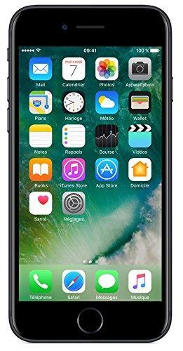 """Smartphone 4.7"""" IPhone 7 Noir - 128go"""