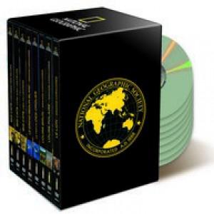 National Geographic : Les Grands Prédateurs - Coffret 8 DVD