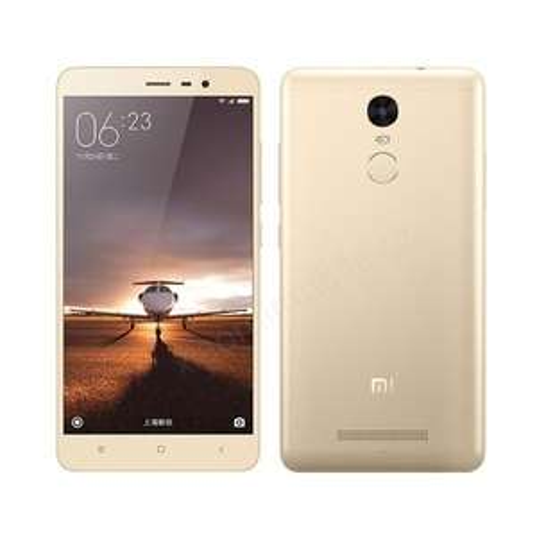 "Smartphone 5.5"" Xiaomi Redmi Note 3 Pro Special Edition - full HD, 3 Go de RAM, 32 Go, or"