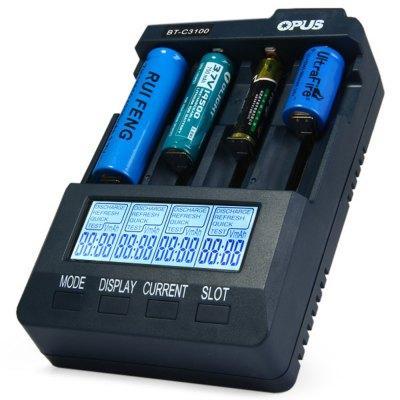 Chargeur pour piles Opus BT - C3100 V2.2 Li