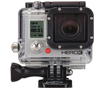 GoPro HD Hero3 Black Edition / Frais de port inclus