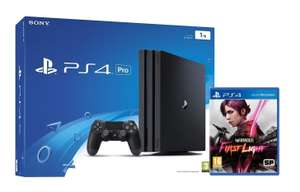 Pack console Sony PS4 Pro (1 To) + Infamous First Light