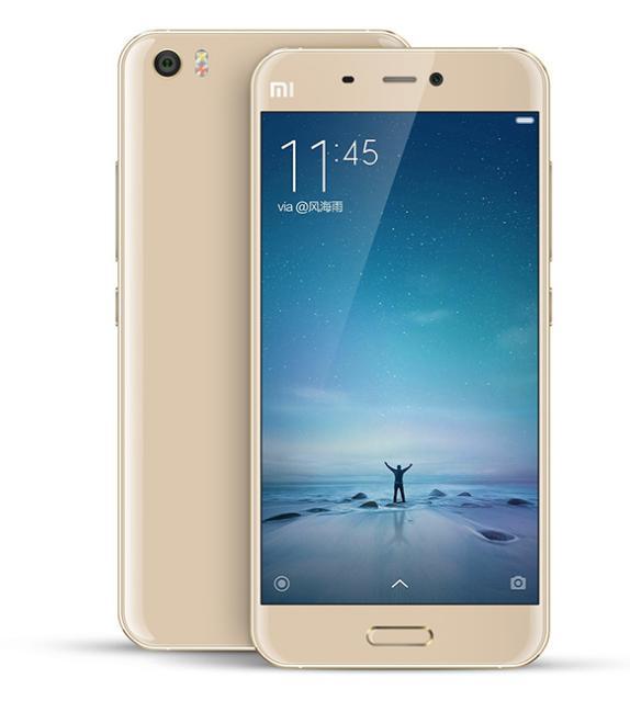 "Smartphone 5.15"" Xiaomi Mi 5 - 3 Go de RAM, 32 Go, or"