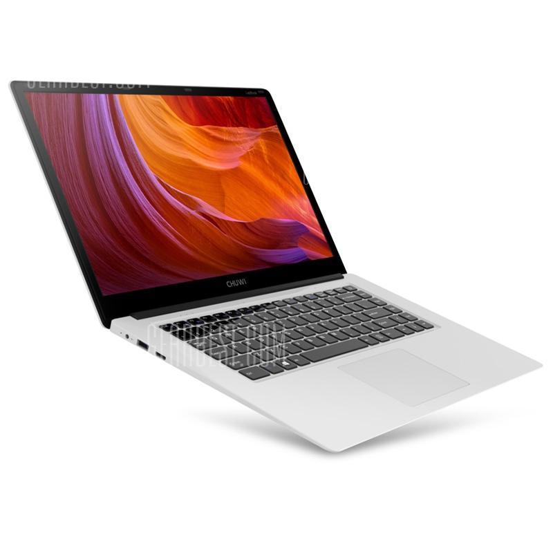 """Ultrabook 15.6"""" Chuwi LapBook, 64Go, Intel Cherry, Windows 10, Full HD, Qwerty - (Frais de douane à prévoir)"""