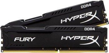 Kit de RAM Kingston HyperX FURY DDR4-2400 CL15 - 16 Go (2x8)