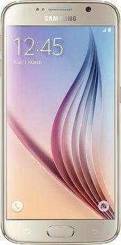 "Smartphone 5.1"" Samsung Galaxy S6 - 32 Go, or (via 100€ sur la carte de fidélité)"