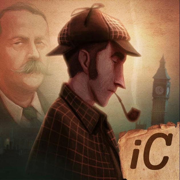 The Interactive Adventures of Sherlock Holmes gratuit sur iOS (au lieu de 2.99€)