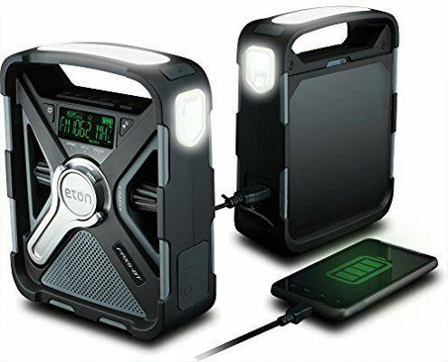Radio Bluetooth d'alerte météorologique Eton FRX5