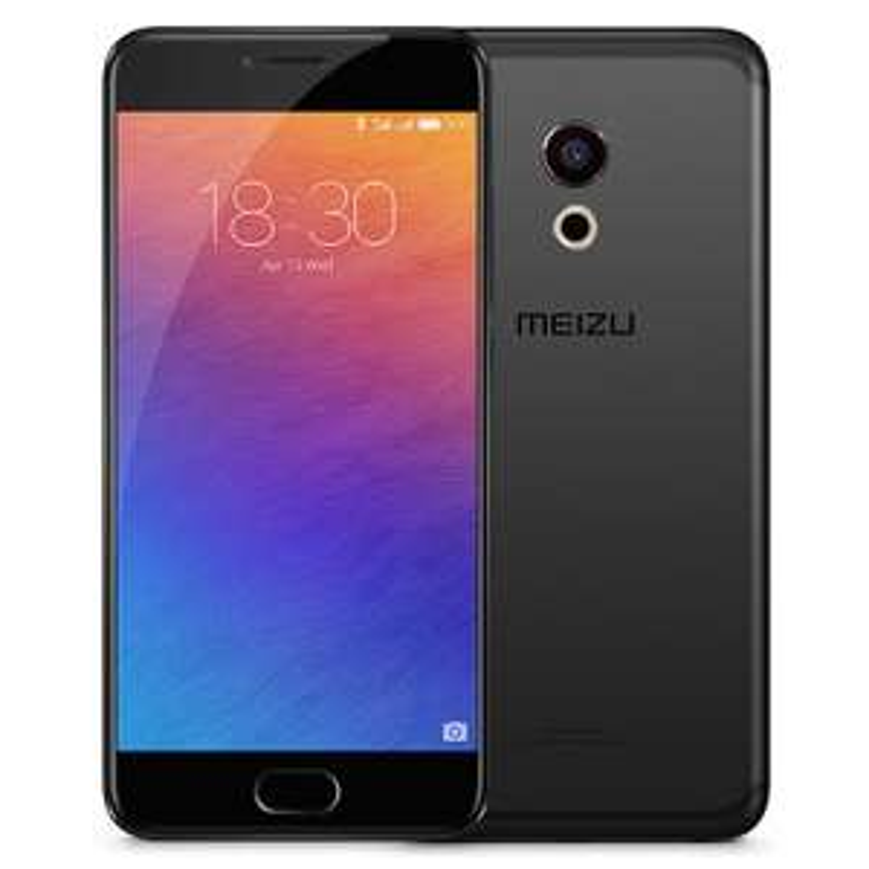 "Smartphone 5.2"" Meizu Pro 6 - 64Go, 4Go de Ram, Double Nano-SIM, Android 6.0"