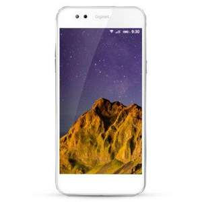 "Smartphone 5"" Gigaset ME Pure - 32Go, 3go RAM, 4G (bande 800), blanc"