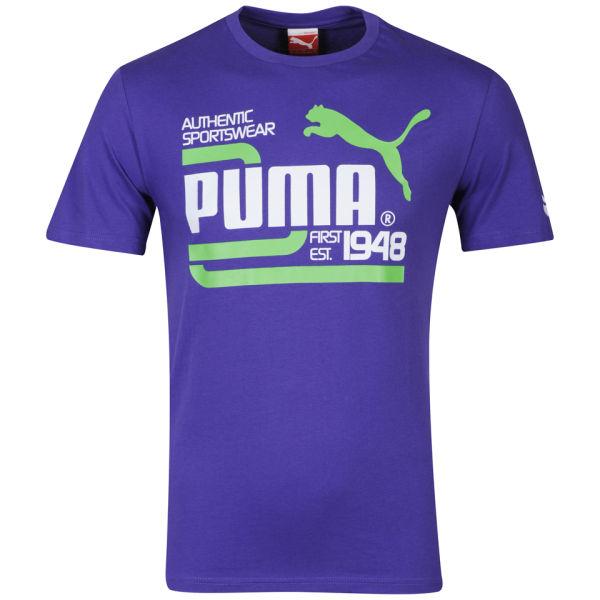 Tee-shirt Homme Puma Break (Taille L uniquement)