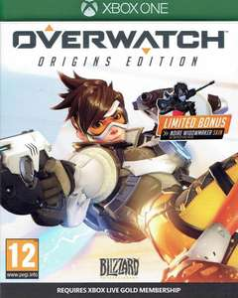 Overwatch Origins Edition sur PS4 et Xbox One