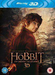 Le Hobbit Un Voyage Inattendu [Blu-ray 3D & 2D + Copie UV] / Frais de port inclus