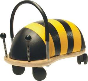 Trotteur WheelyBug Bee Large
