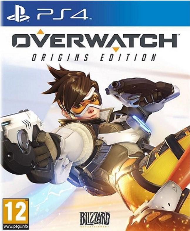 Jeu Overwatch sur PS4 et Xbox One - Origins edition
