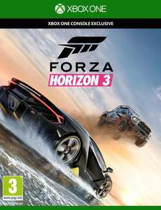 Forza Horizon 3 sur Xbox One