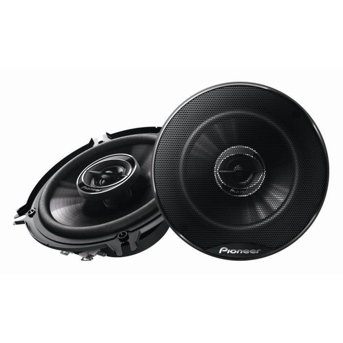 Sélection de haut-parleurs en promotion - Ex: Haut-parleurs 2 voies Pioneer TS-G1332i - 13cm