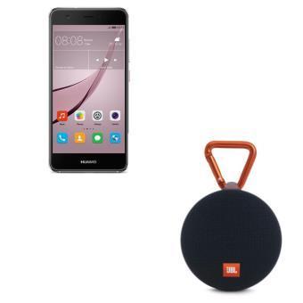 "Smartphone 5"" Huawei Nova 32 Go Double SIM Gris + Enceinte Portable JBL Clip 2"