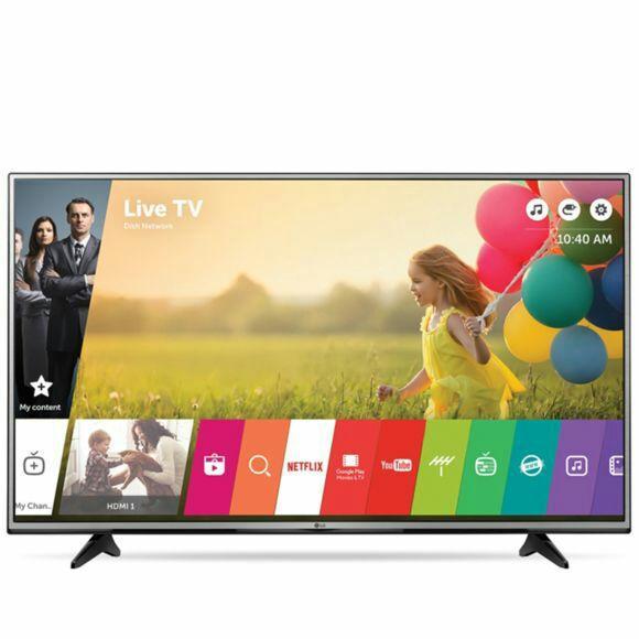 "TV 49"" LG 49UH603V - LED, 4K UHD, HDR, 123cm"