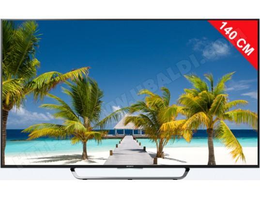 "TV 55"" Sony KD-55XD8505 - LED, 4K UHD (via ODR de 100€)"