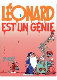 BD numerique Leonard est un génie - Location gratuite pendant 10 jours