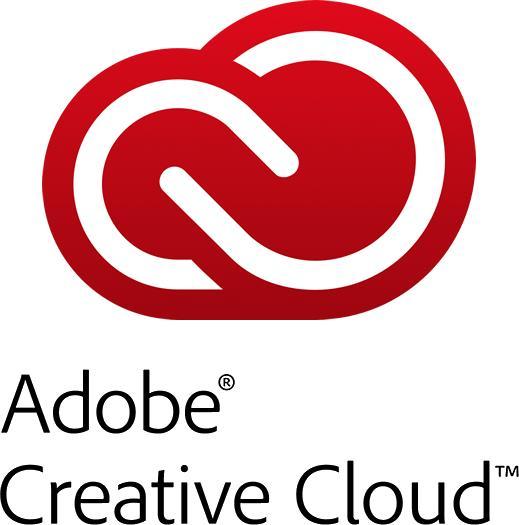 Abonnement mensuel Creative Cloud Photographie - pendant 1 an