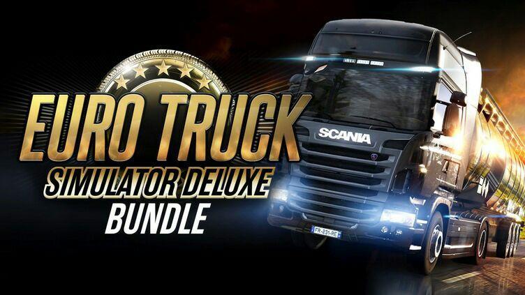 Euro Truck Simulator 2 - Deluxe Bundle (Dématérialisé - Steam)