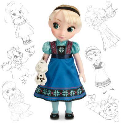 Poupée Animator Disney La Reine des neiges Elsa