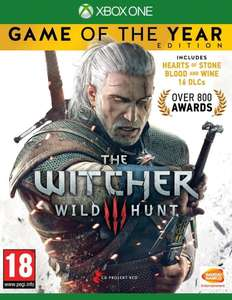 The Witcher 3 Wild Hunt - Game of the Year Edition sur Xbox One