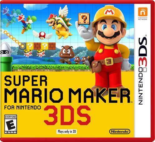 [Précommande] Super Mario Maker sur 3DS