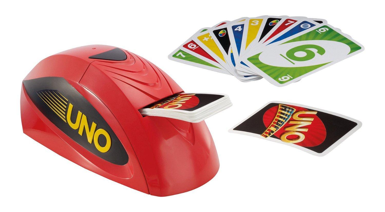 Un jeu de société Mattel acheté parmi une sélection = le 2ème 100% remboursé (le moins cher, via ODR) - Ex : lot de 2  Uno Extrême