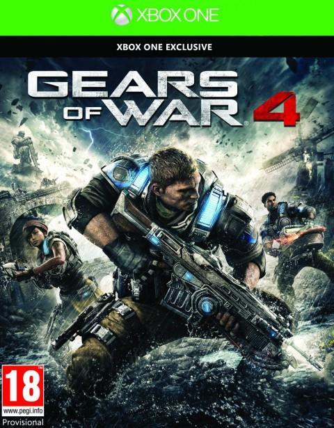 Gears of War 4 sur Xbox One