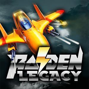 Raiden Legacy sur Android et iOS