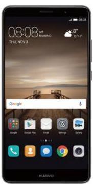 "Smartphone 5.9"" Huawei mate 9  - 64 Go (via ODR 50€)"