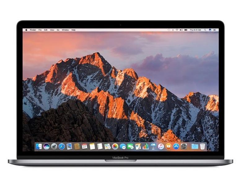 "Nouveau MacBook Pro 15""  - Touchbar OLED - (i7, 16 Go RAM,  512 Go SSD, Radeon Pro 460 4 Go) - Clavier QWERTZ"