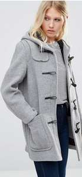 Jusqu'à 60%  de réduction sur les manteaux femme et homme - Ex : Duffle-coat original mi-long Gloverall