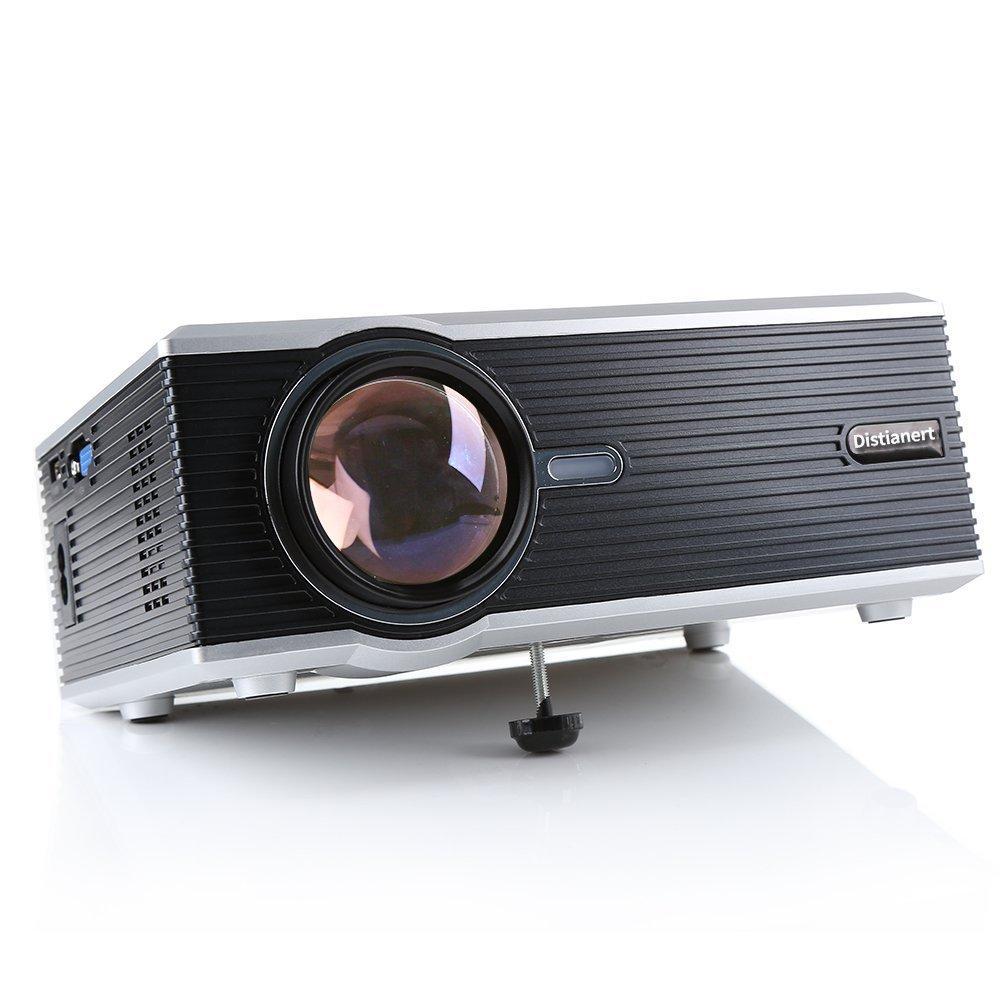Mini Videoprojecteur Distianert - 1200LM, LED, 800 x 480