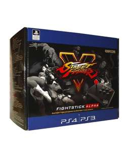 Street Fighter V - Arcade FightStick Alpha pour PS4/PS3