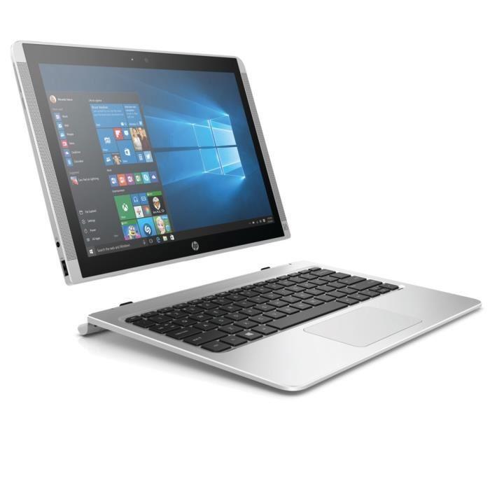 "PC portable hybride 11.6"" Full HD IPS HP Pavilion x2 12-b101nf (m3-6Y30, 4Go de RAM, 128 Go en SSD, Windows 10)"