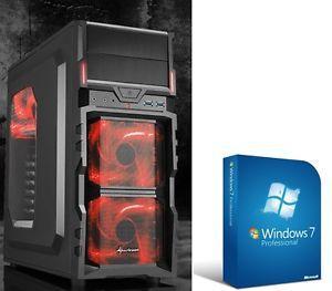PC de bureau Intel i7-4790, 16 Go de Ram, 1 To, GeForce GTX 950