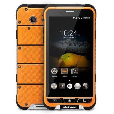 "[Précommande] Smartphone 4,7"" Ulefone Armor - IP68 Waterproof, 4G (B20), 3 Go RAM, 32 Go, 3500 mAh, plusieurs coloris"