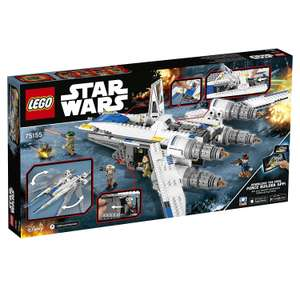Jouet LEGO Star Wars 75155 - Rebel U-Wing Fighter